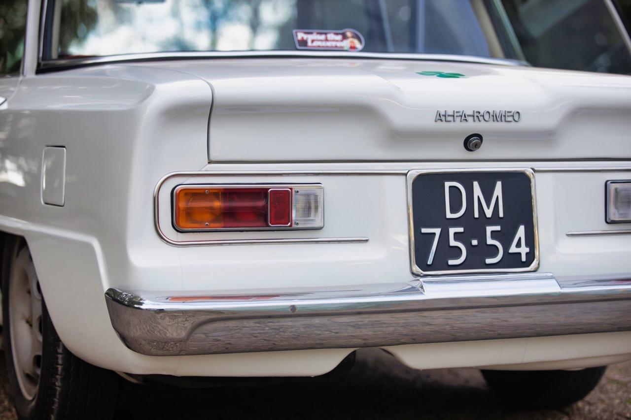 '71 Alfa Romeo Giulia 1300 Super... Enfin, Restomod 2100 Super plutôt ! 59
