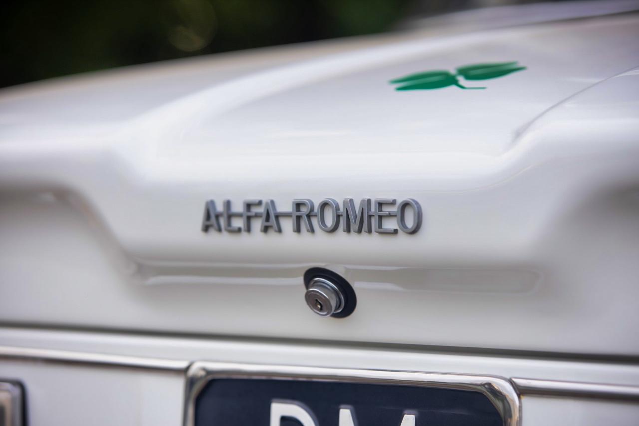 '71 Alfa Romeo Giulia 1300 Super... Enfin, Restomod 2100 Super plutôt ! 53