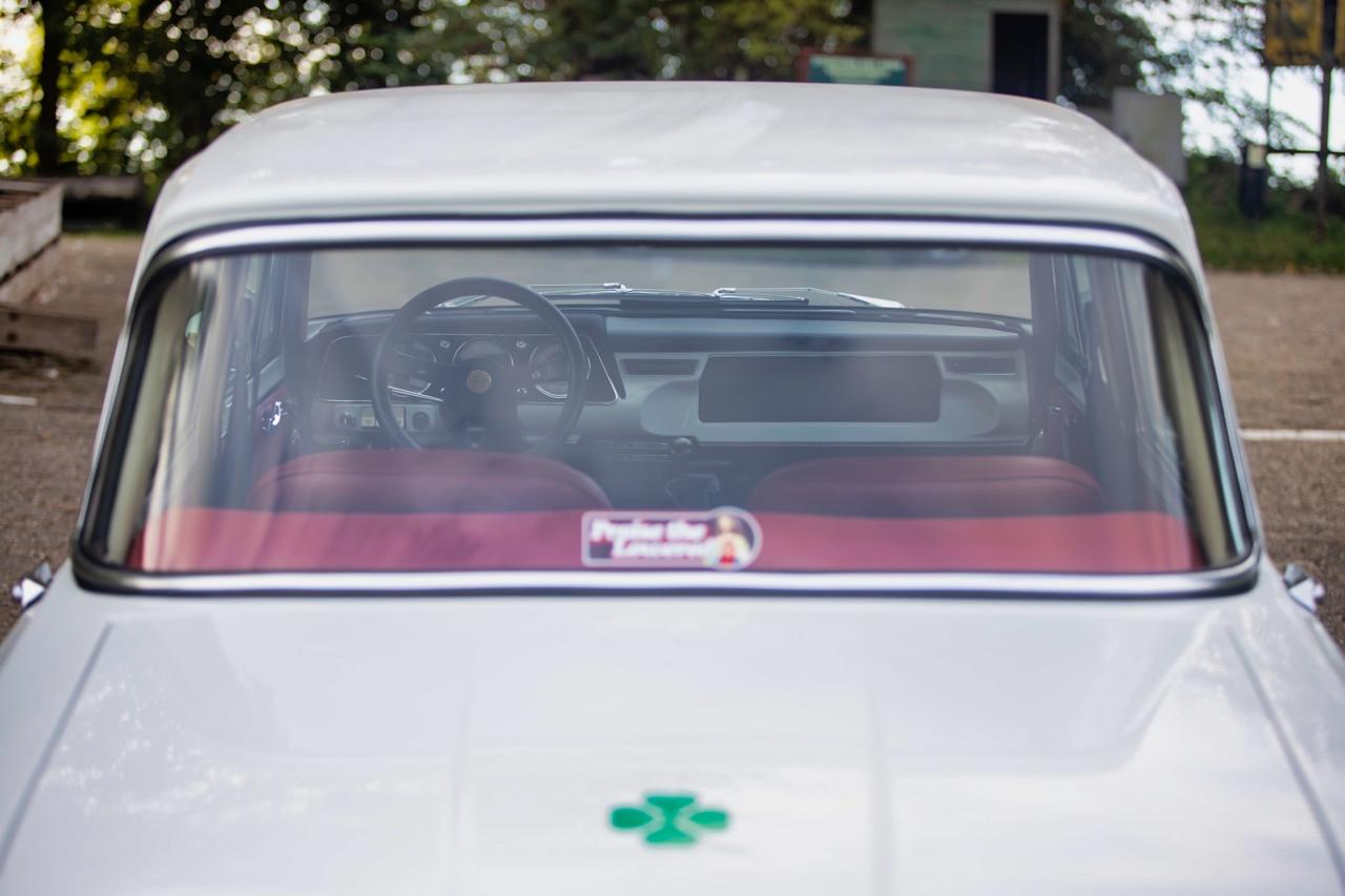 '71 Alfa Romeo Giulia 1300 Super... Enfin, Restomod 2100 Super plutôt ! 63