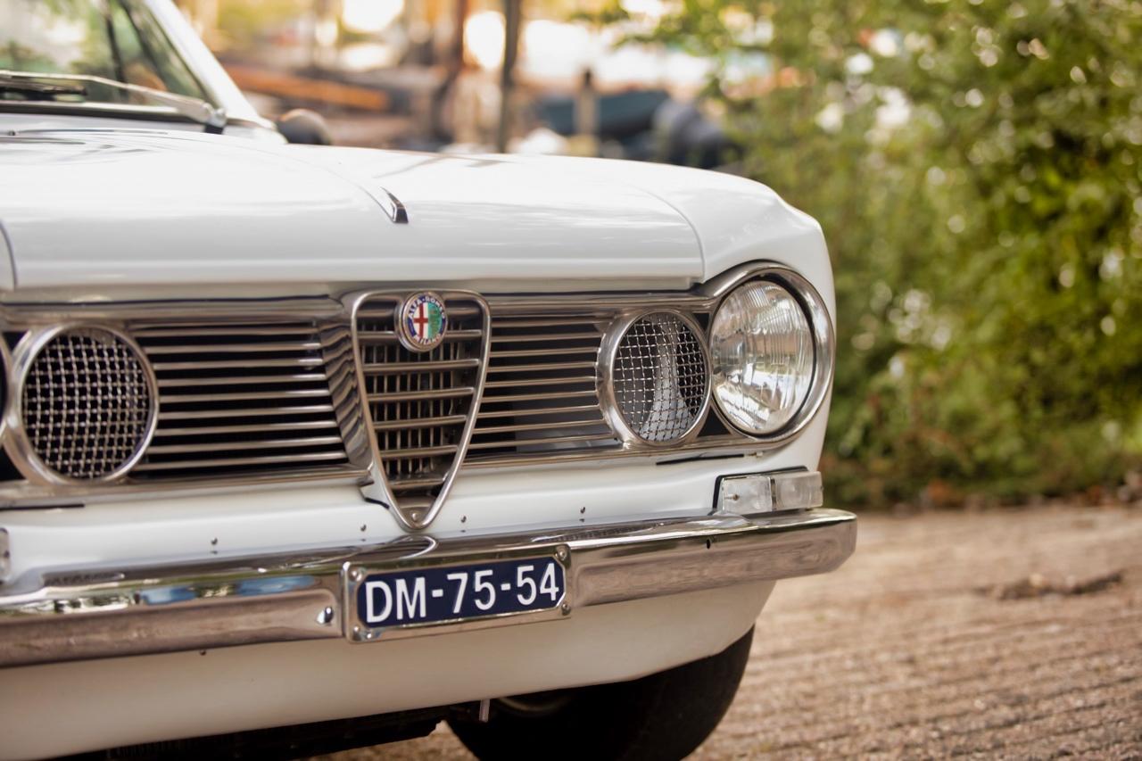 '71 Alfa Romeo Giulia 1300 Super... Enfin, Restomod 2100 Super plutôt ! 56