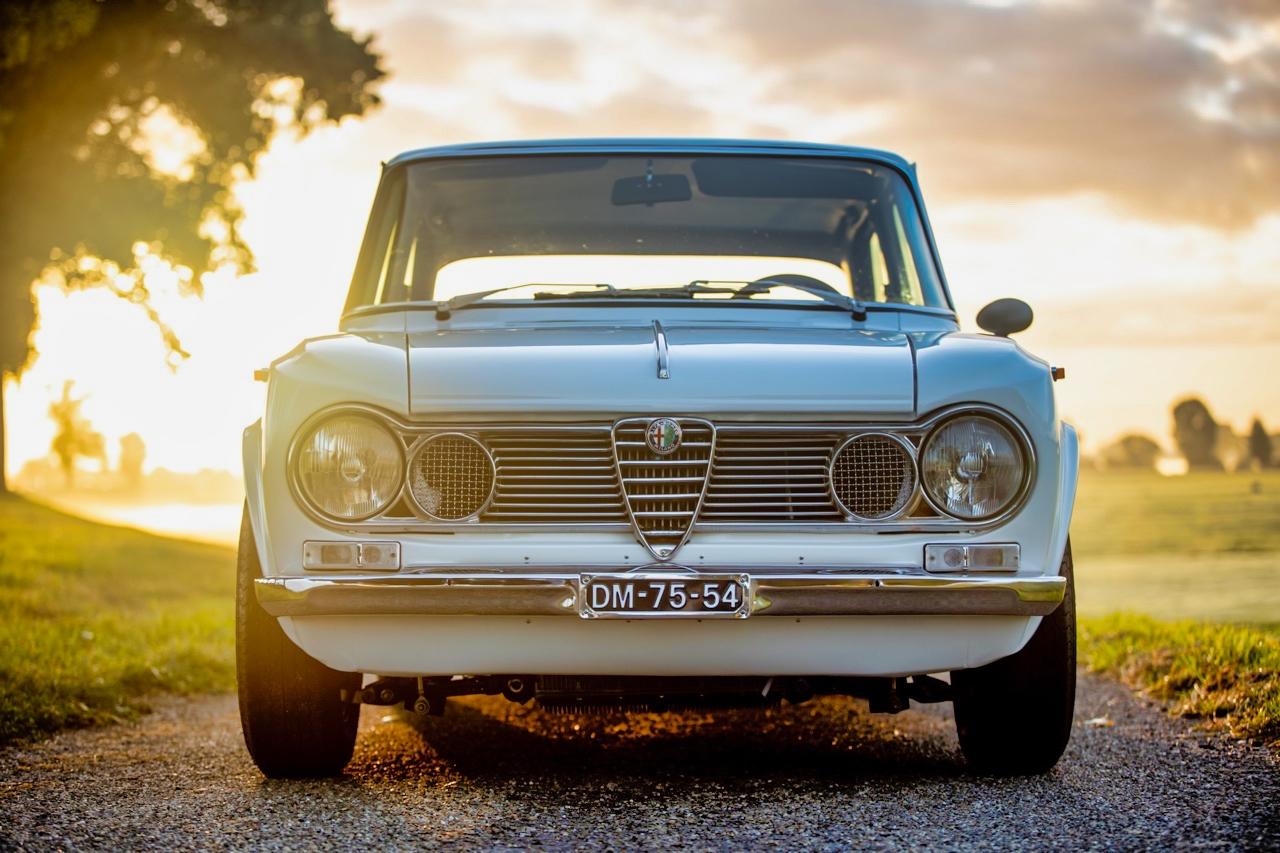 '71 Alfa Romeo Giulia 1300 Super... Enfin, Restomod 2100 Super plutôt ! 46
