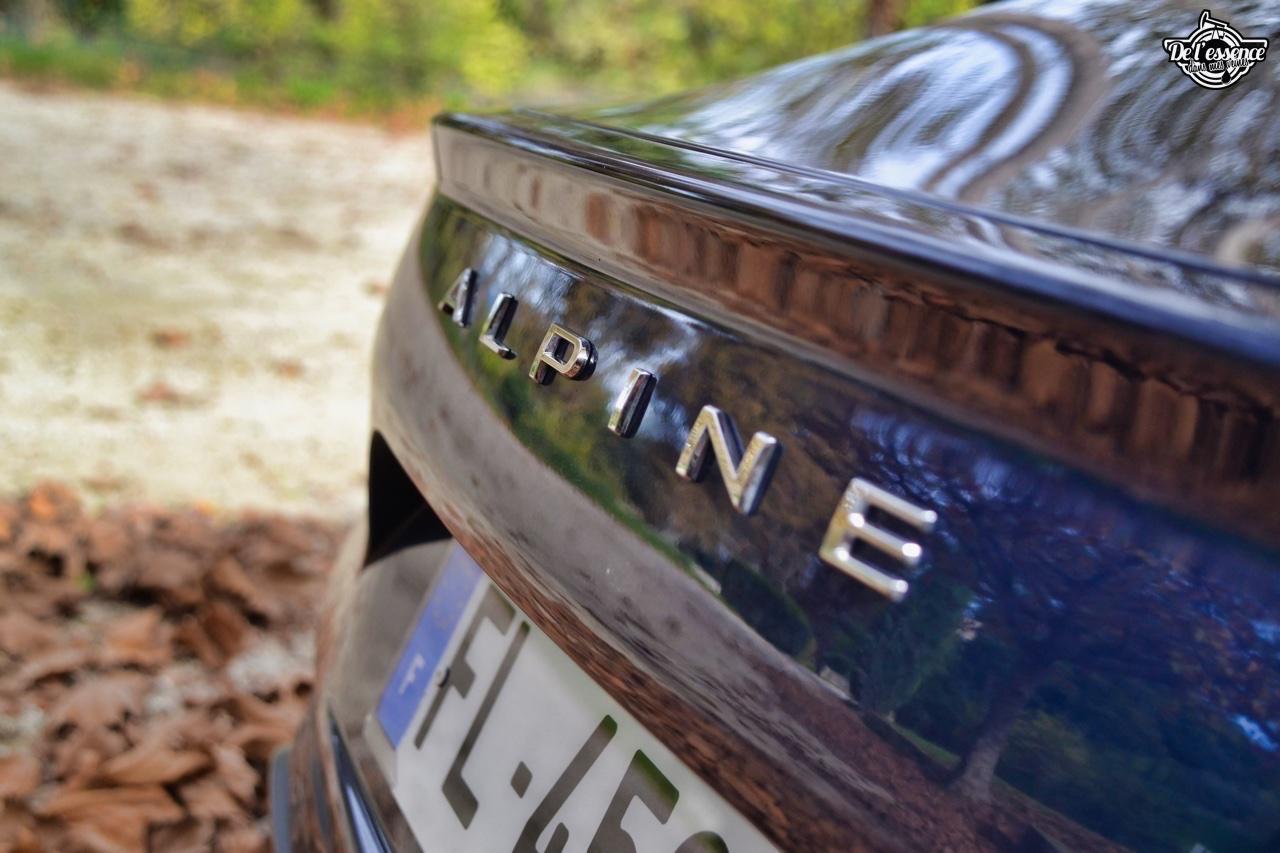 Alpine A110 Légende... Berlinette moderne ! 19