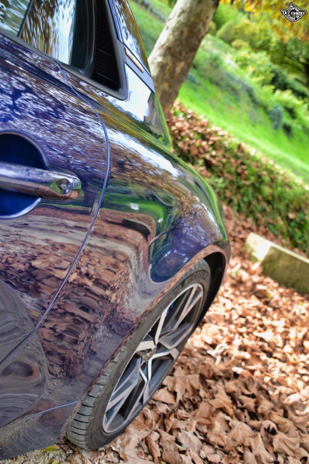 Alpine A110 Légende... Berlinette moderne ! 22