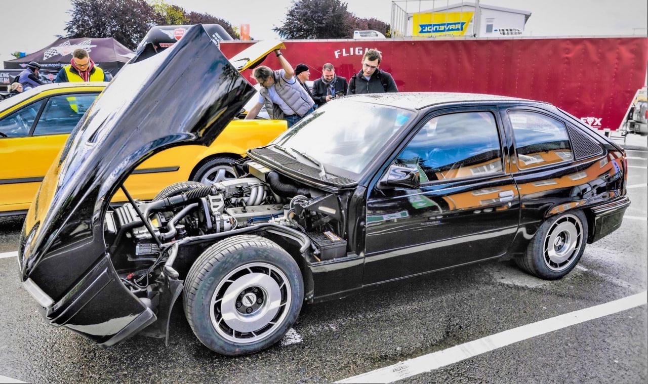 Artz Corvette Kadett... The Cordett ! 6