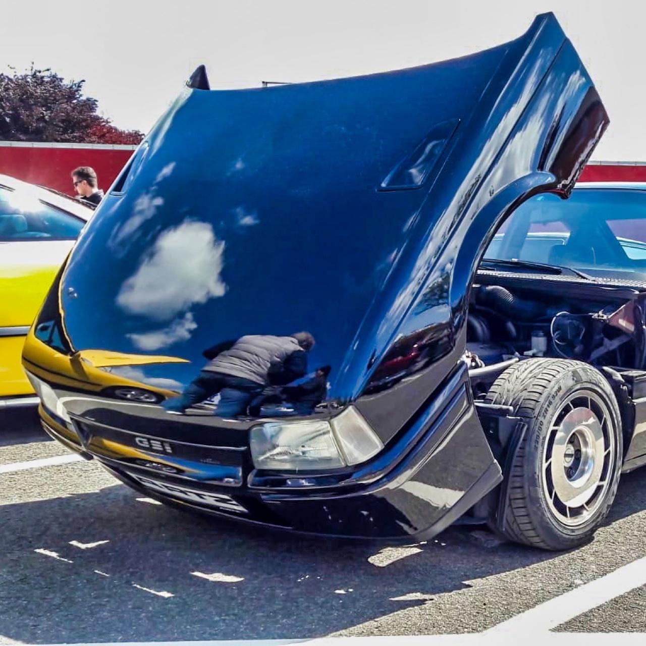 Artz Corvette Kadett... The Cordett ! 1