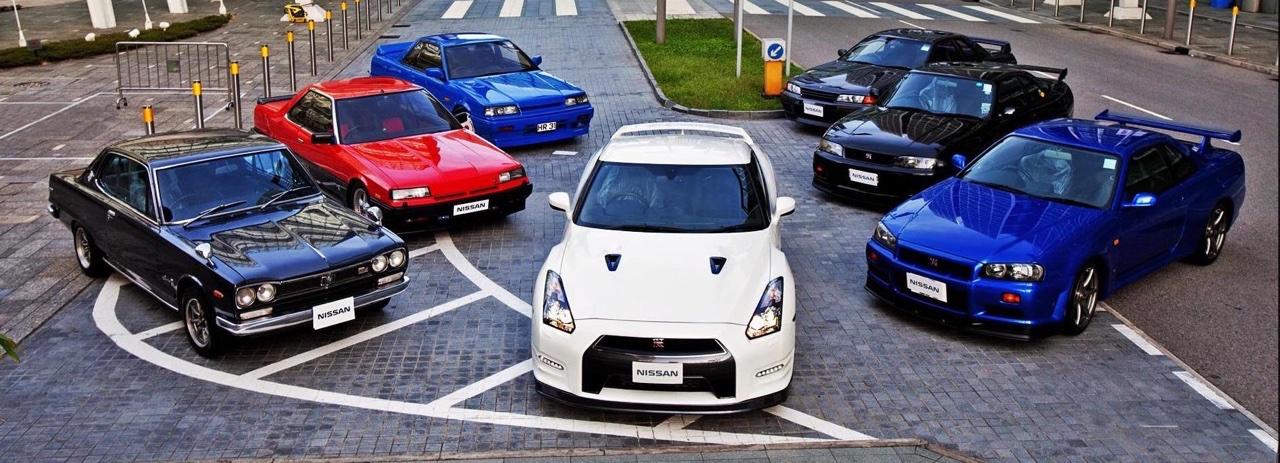 GTR & Z... Nissan souffle les 50 bougies ! 5