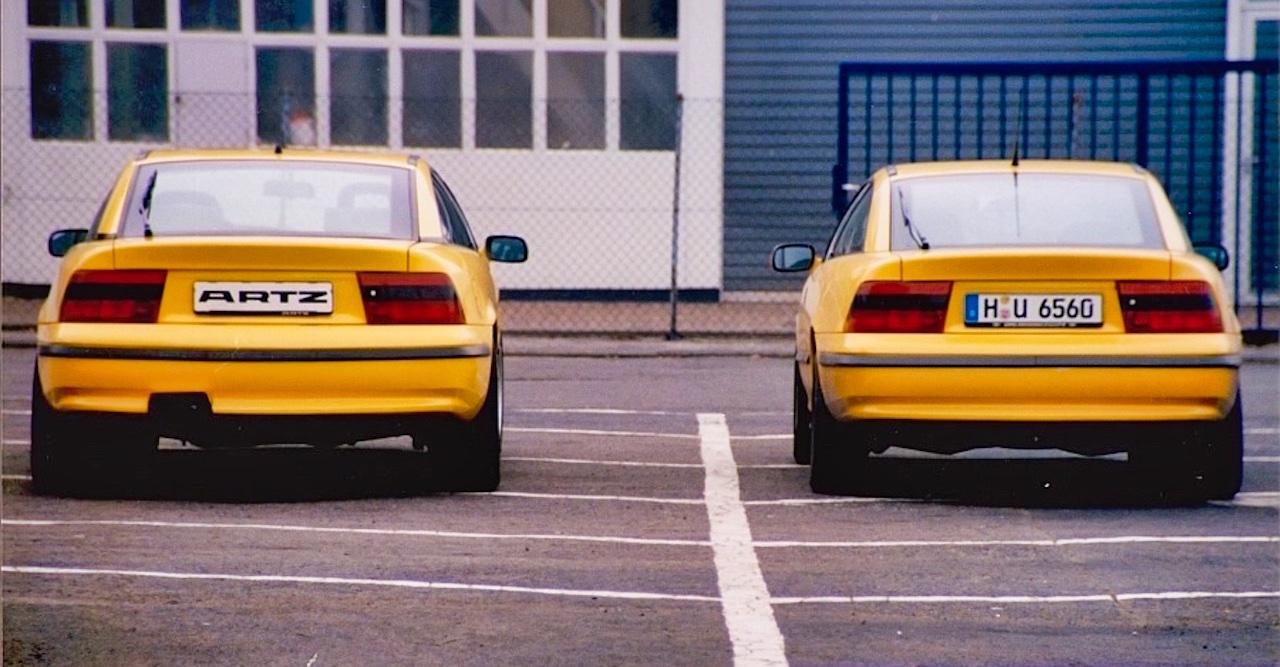 Artz Opel Calibra Lotus... Oui, Calibra ! 28