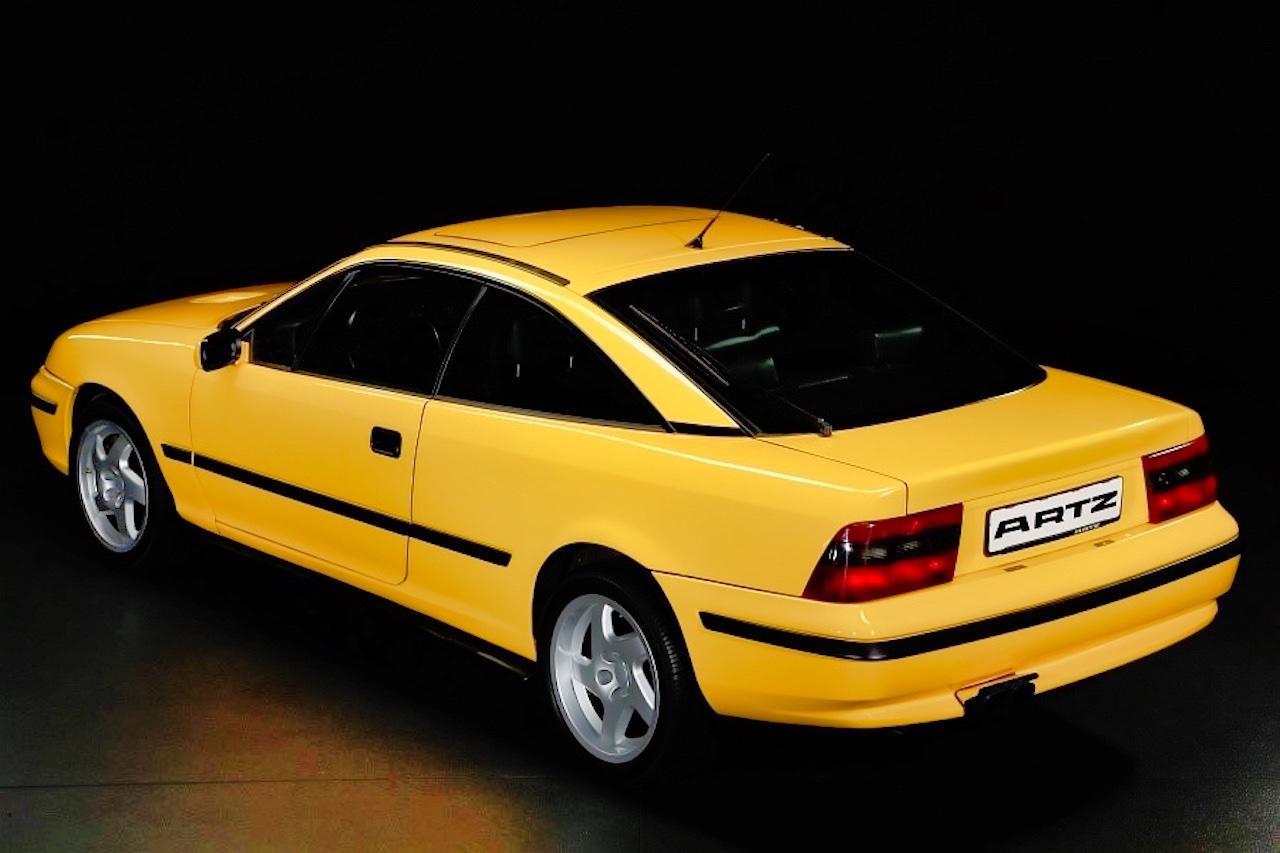 Artz Opel Calibra Lotus... Oui, Calibra ! 30