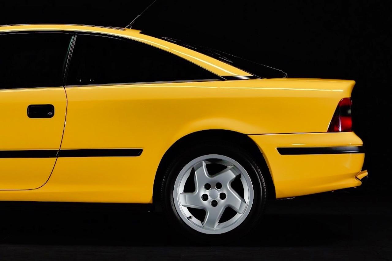 Artz Opel Calibra Lotus... Oui, Calibra ! 7