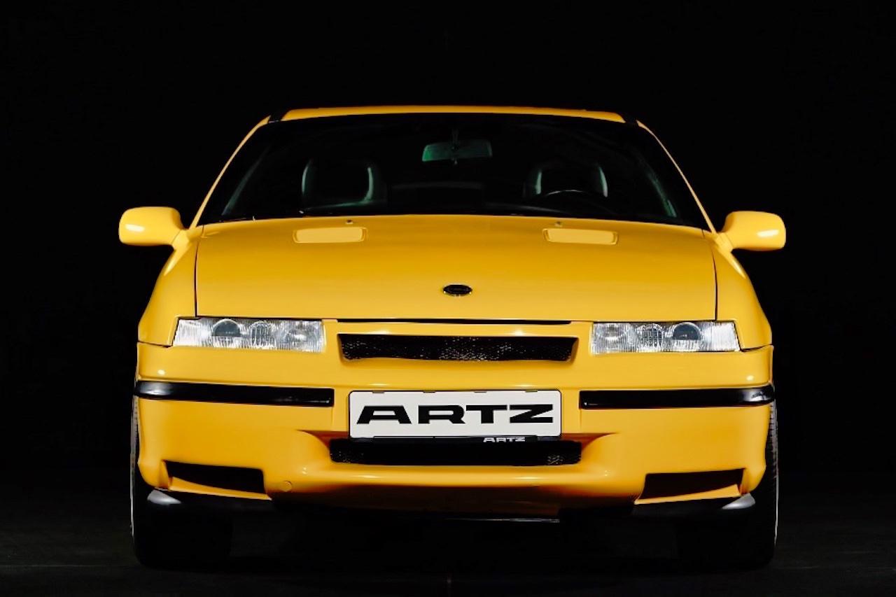Artz Opel Calibra Lotus... Oui, Calibra ! 1