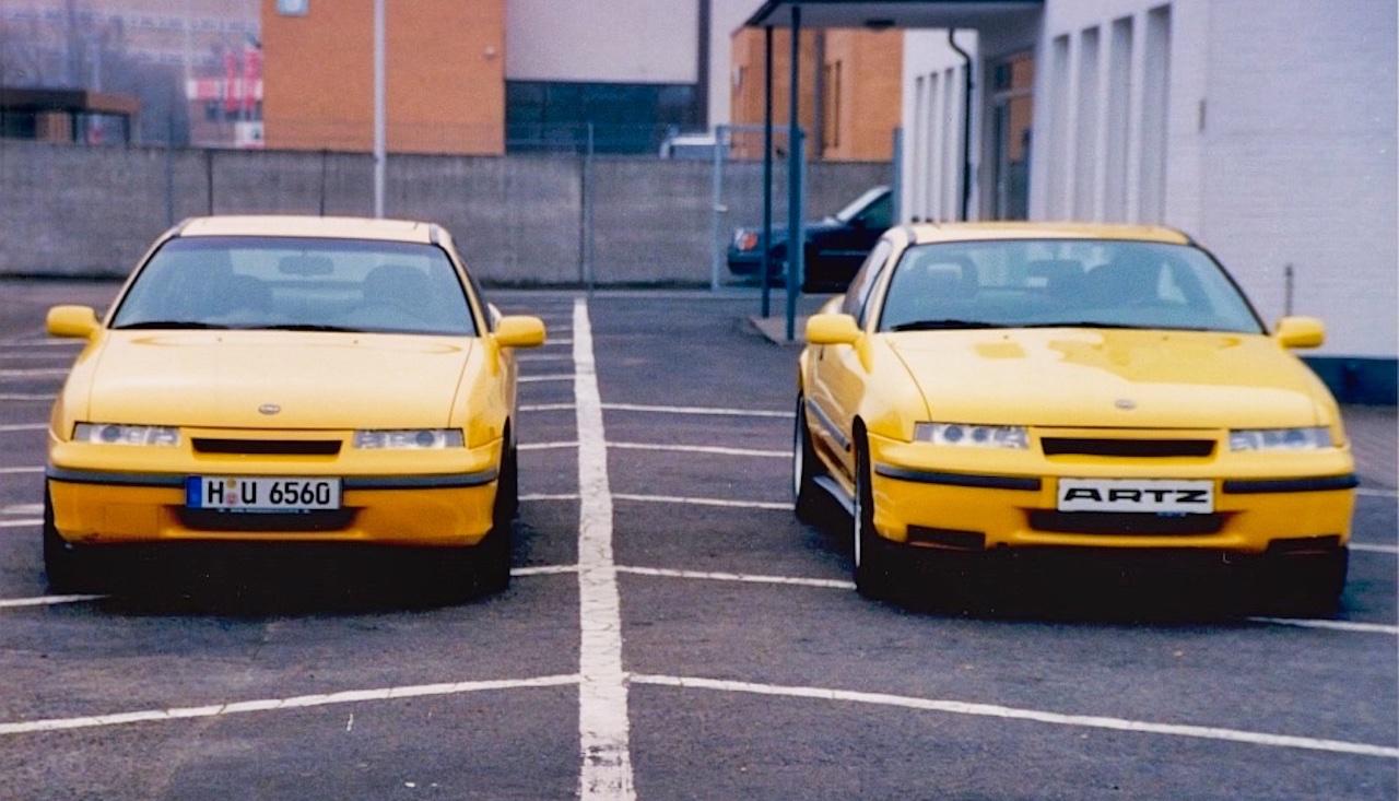 Artz Opel Calibra Lotus... Oui, Calibra ! 27