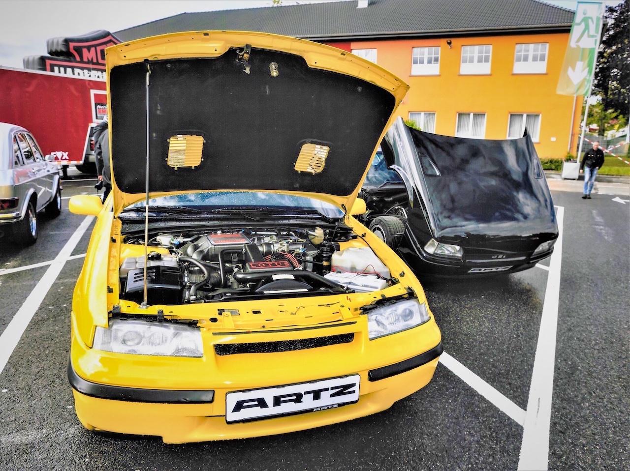 Artz Opel Calibra Lotus... Oui, Calibra ! 31