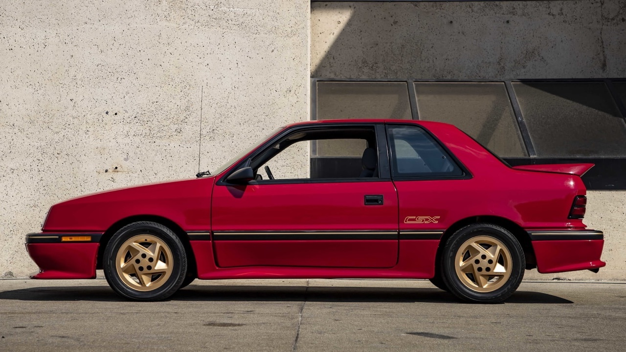 '89 Shelby CSX - Collector des 80's ! 4
