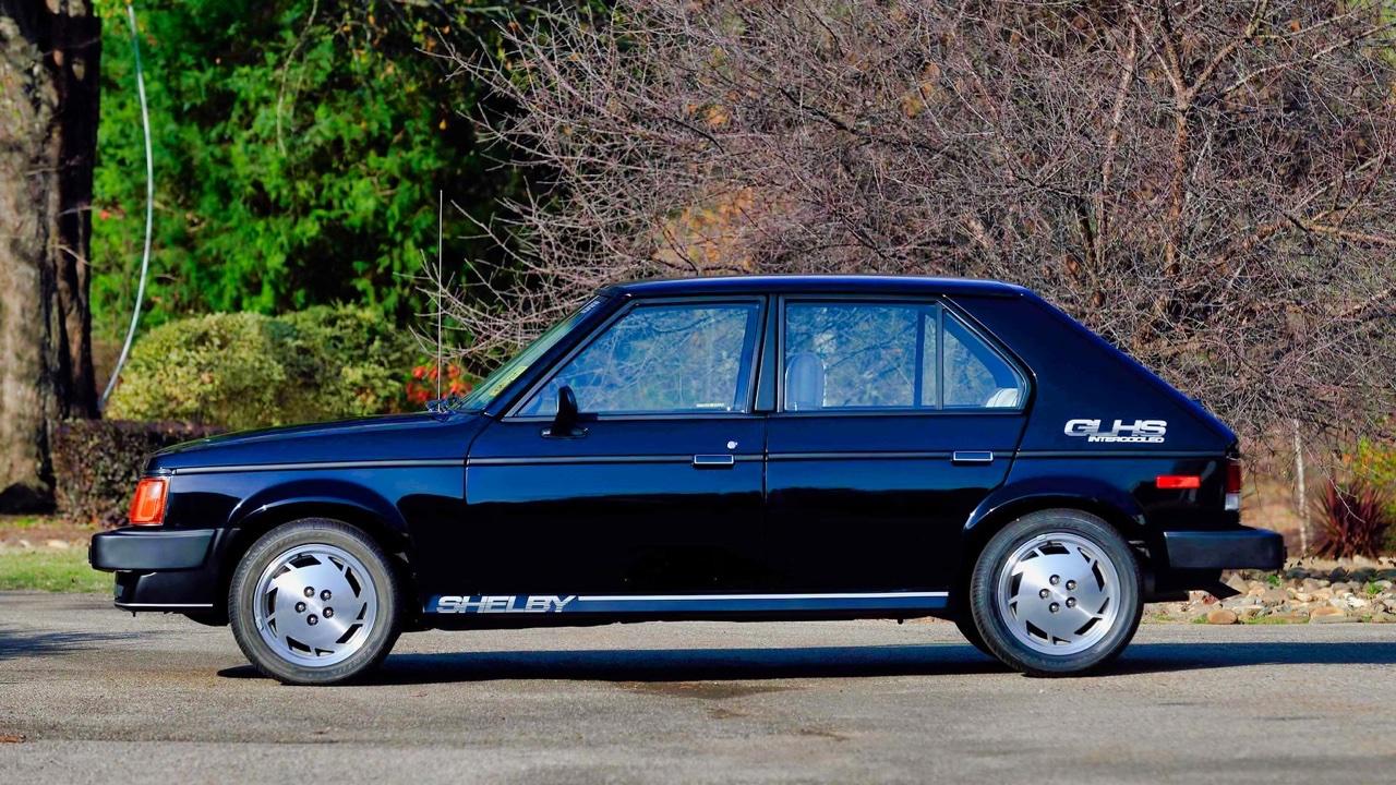 '86 Shelby GLHS... Horizon dévergondée ! 4