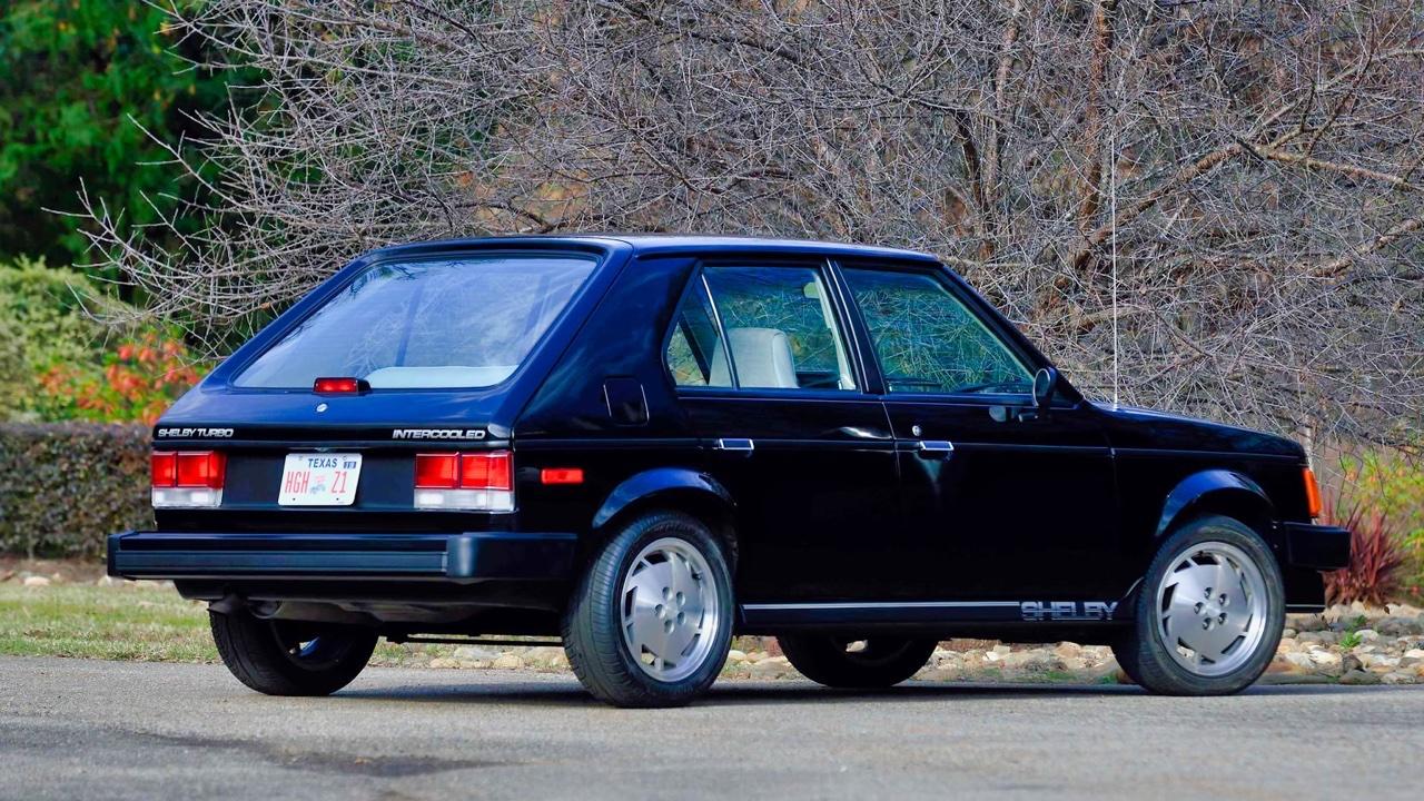 '86 Shelby GLHS... Horizon dévergondée ! 11
