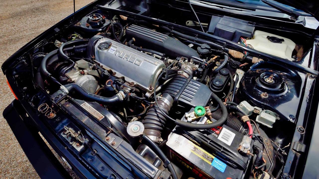 '86 Shelby GLHS... Horizon dévergondée ! 6