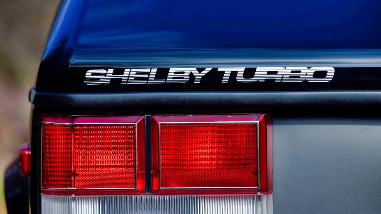 '86 Shelby GLHS... Horizon dévergondée ! 7