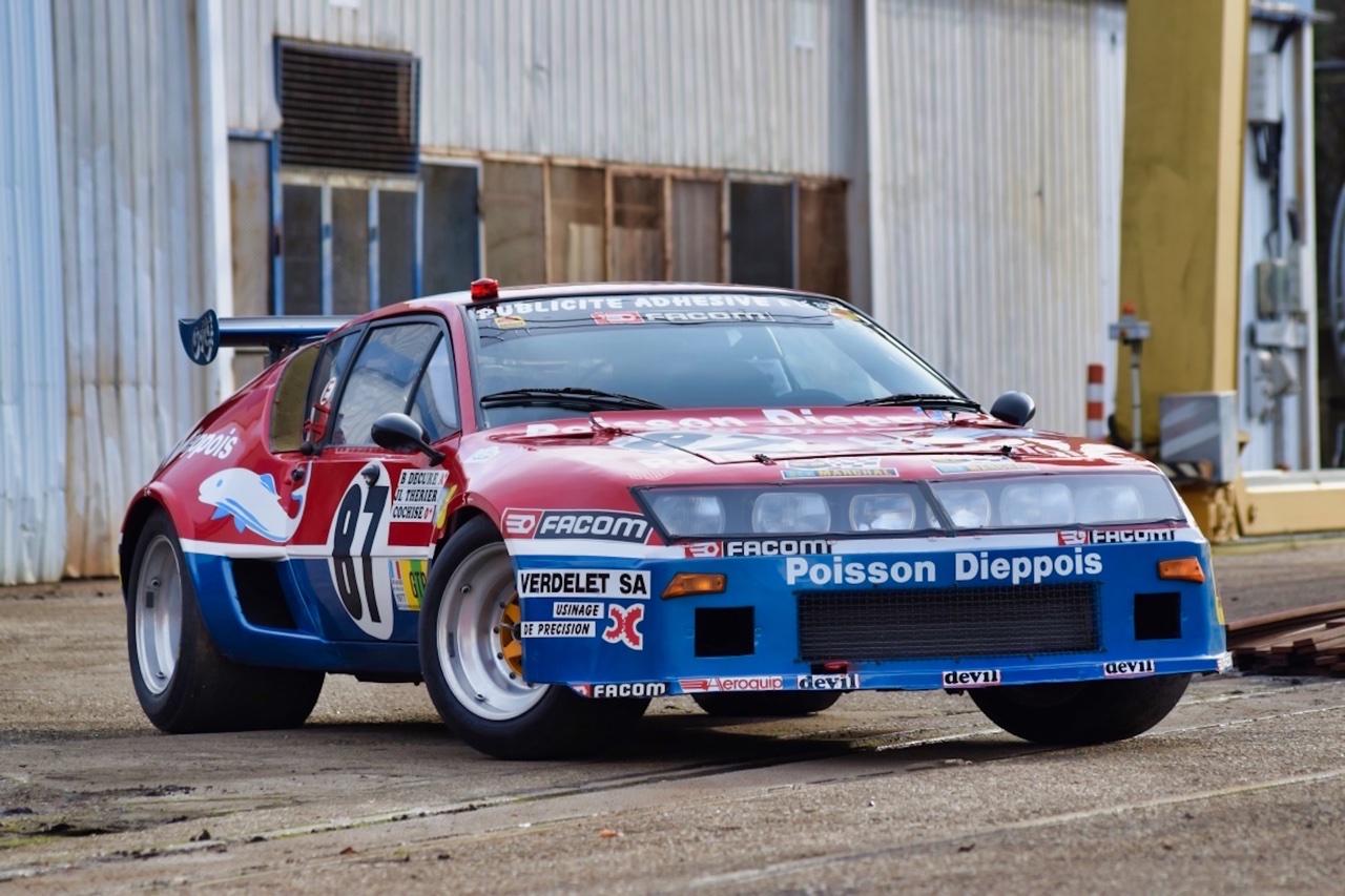 '77 Alpine A310 GTP Le Mans : Poisson Dieppois ! 3