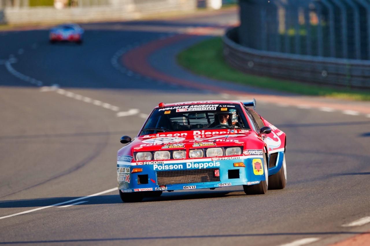'77 Alpine A310 GTP Le Mans : Poisson Dieppois ! 12