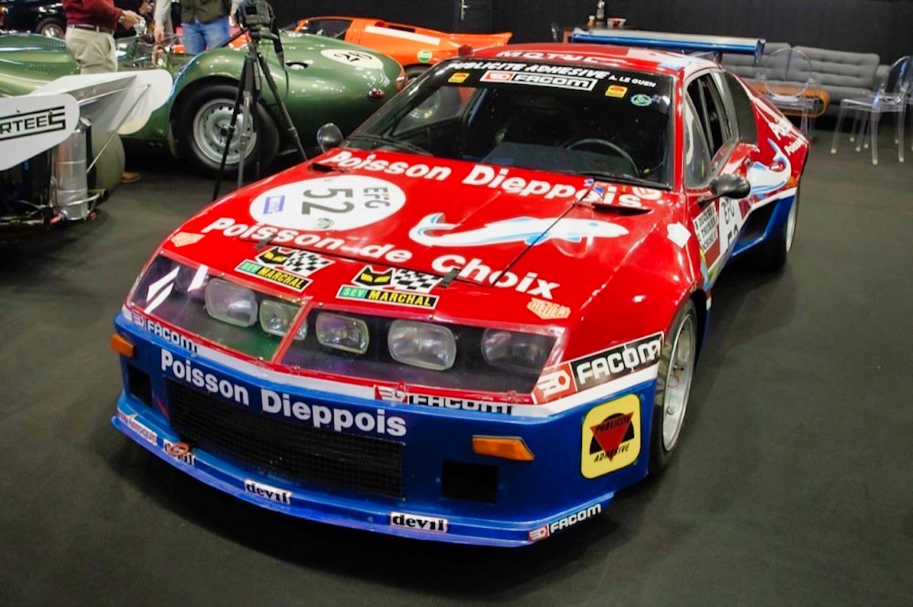 '77 Alpine A310 GTP Le Mans : Poisson Dieppois ! 17