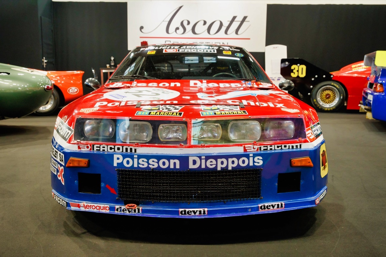 '77 Alpine A310 GTP Le Mans : Poisson Dieppois ! 13
