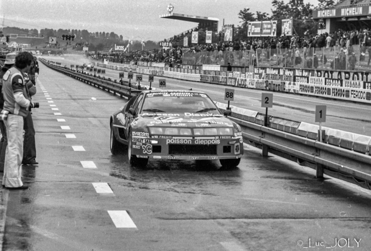 '77 Alpine A310 GTP Le Mans : Poisson Dieppois ! 2