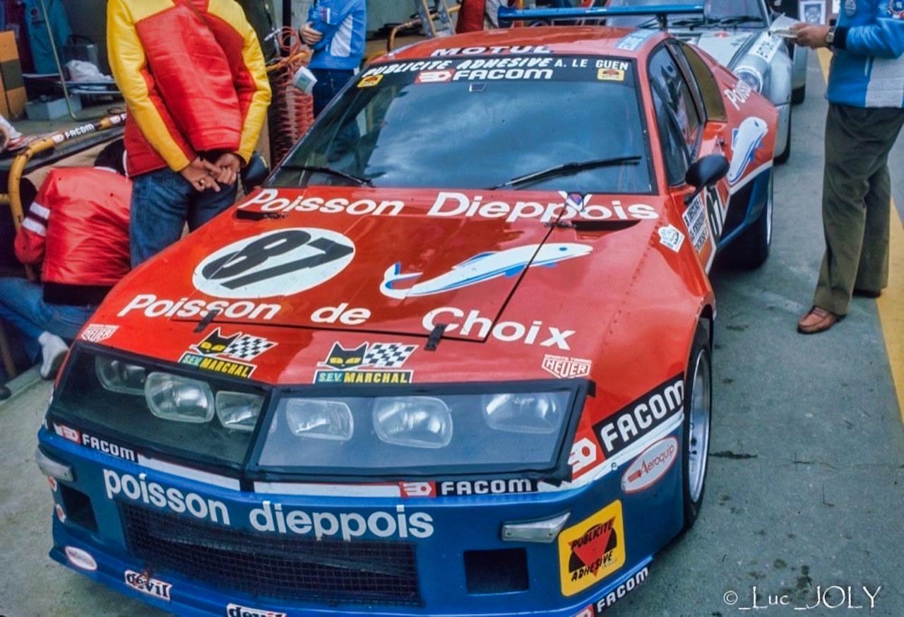 '77 Alpine A310 GTP Le Mans : Poisson Dieppois ! 10