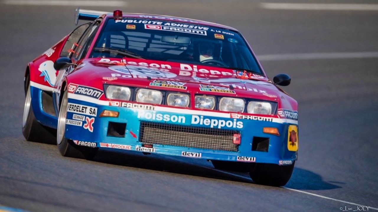 '77 Alpine A310 GTP Le Mans : Poisson Dieppois ! 11