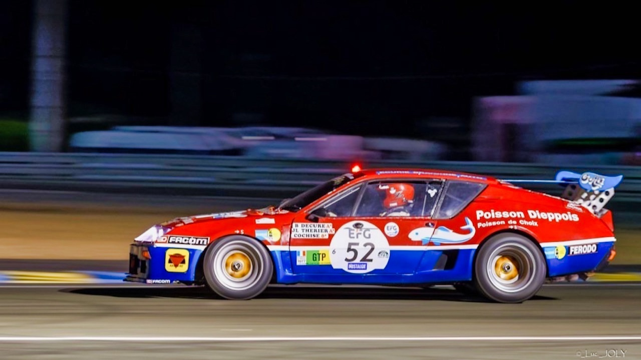 '77 Alpine A310 GTP Le Mans : Poisson Dieppois ! 9
