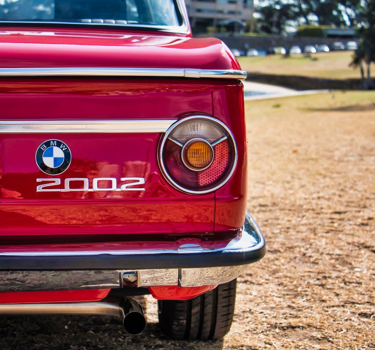 BMW 2002 par Fuel Bespoke Design - Made in Australia ! 6