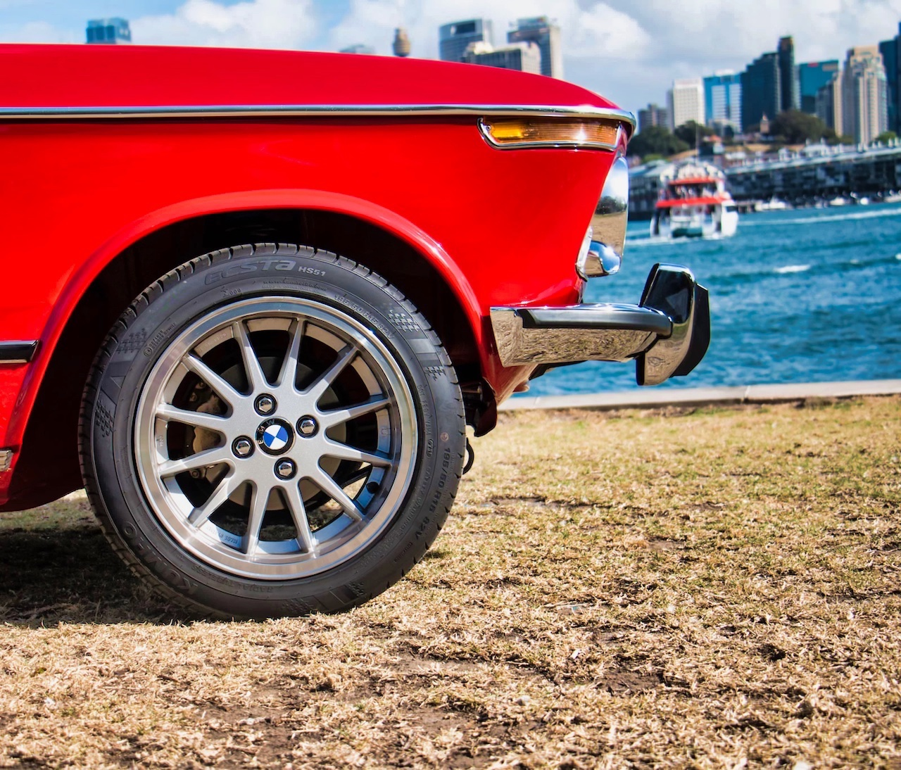BMW 2002 par Fuel Bespoke Design - Made in Australia ! 6