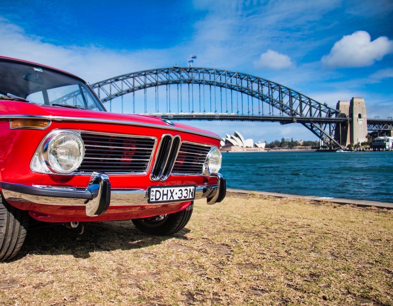 BMW 2002 par Fuel Bespoke Design - Made in Australia ! 2