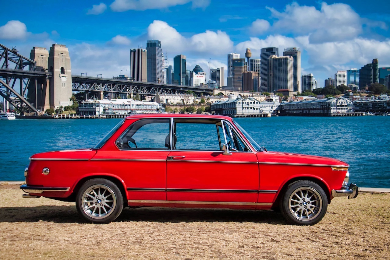 BMW 2002 par Fuel Bespoke Design - Made in Australia ! 3