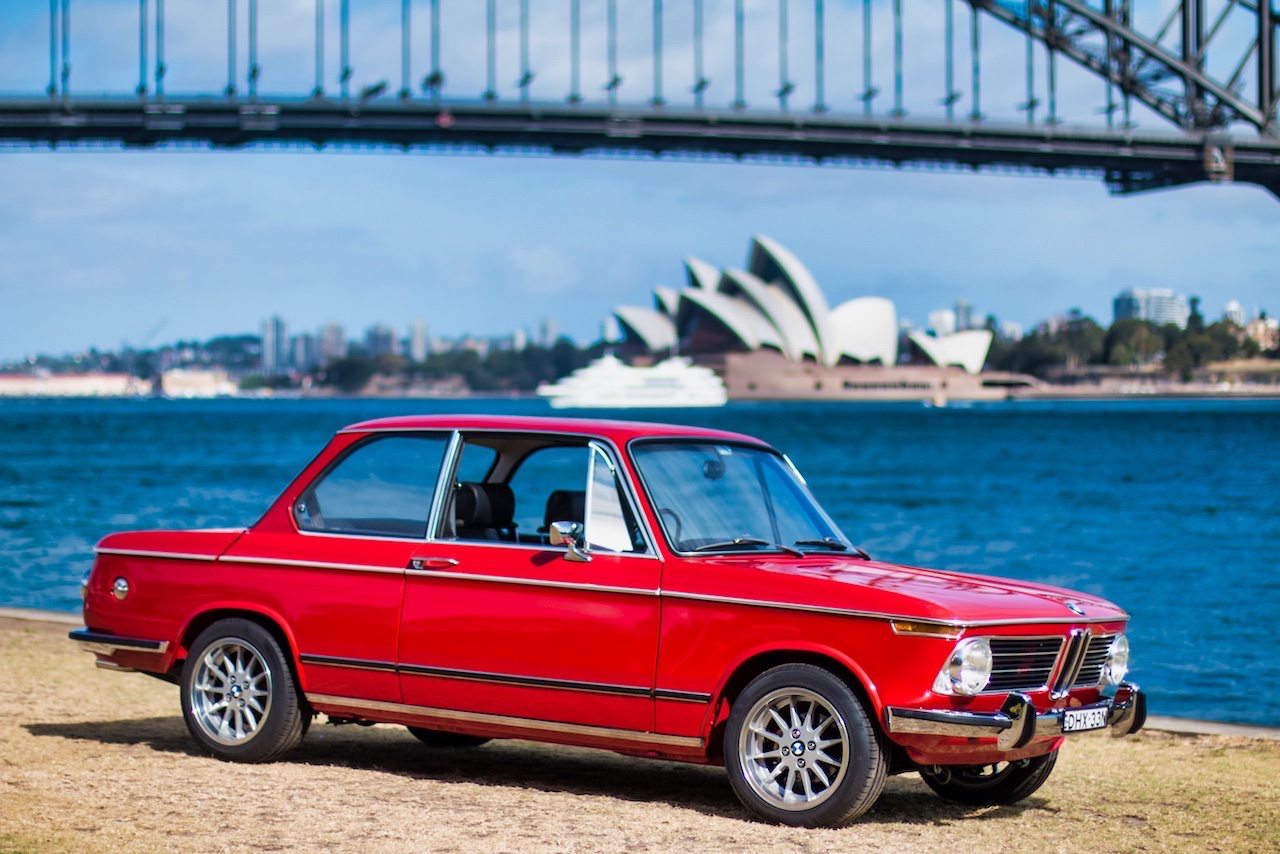 BMW 2002 par Fuel Bespoke Design - Made in Australia ! 9