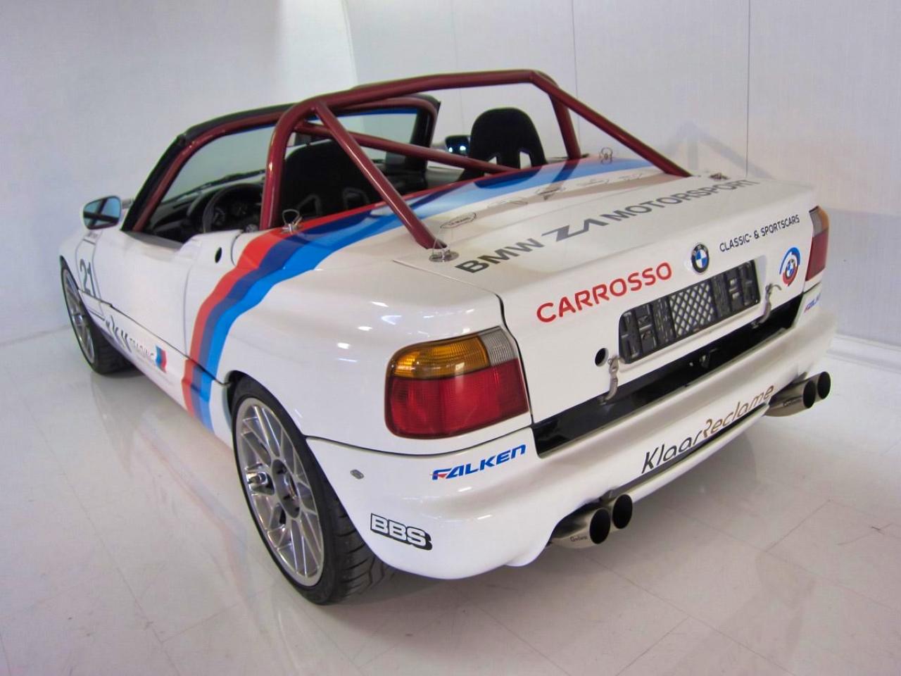BMW Z1 Racing... La seule ! 3