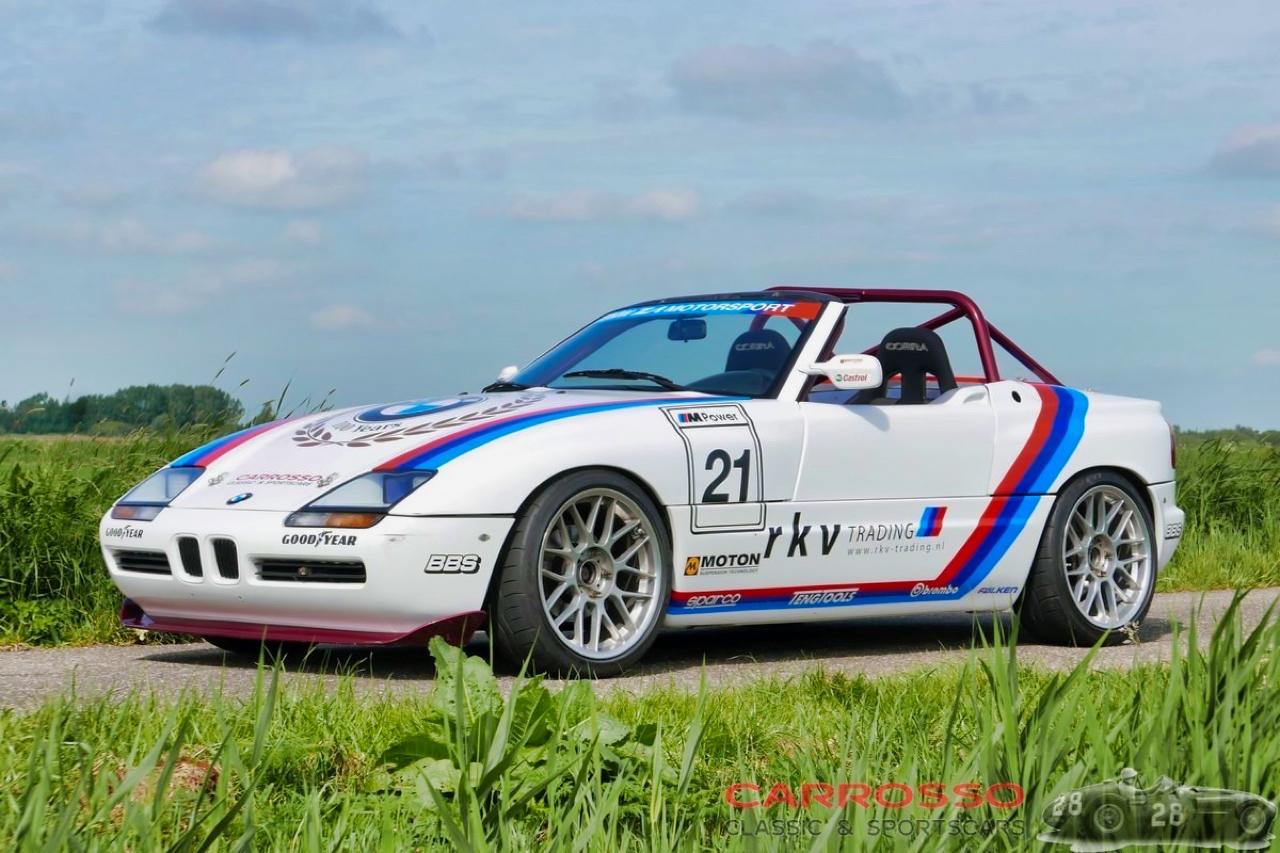 BMW Z1 Racing... La seule ! 1