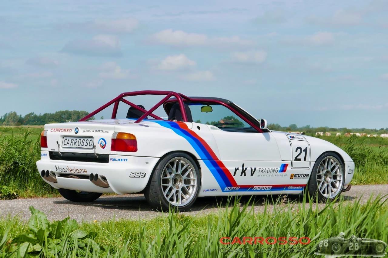 BMW Z1 Racing... La seule ! 8