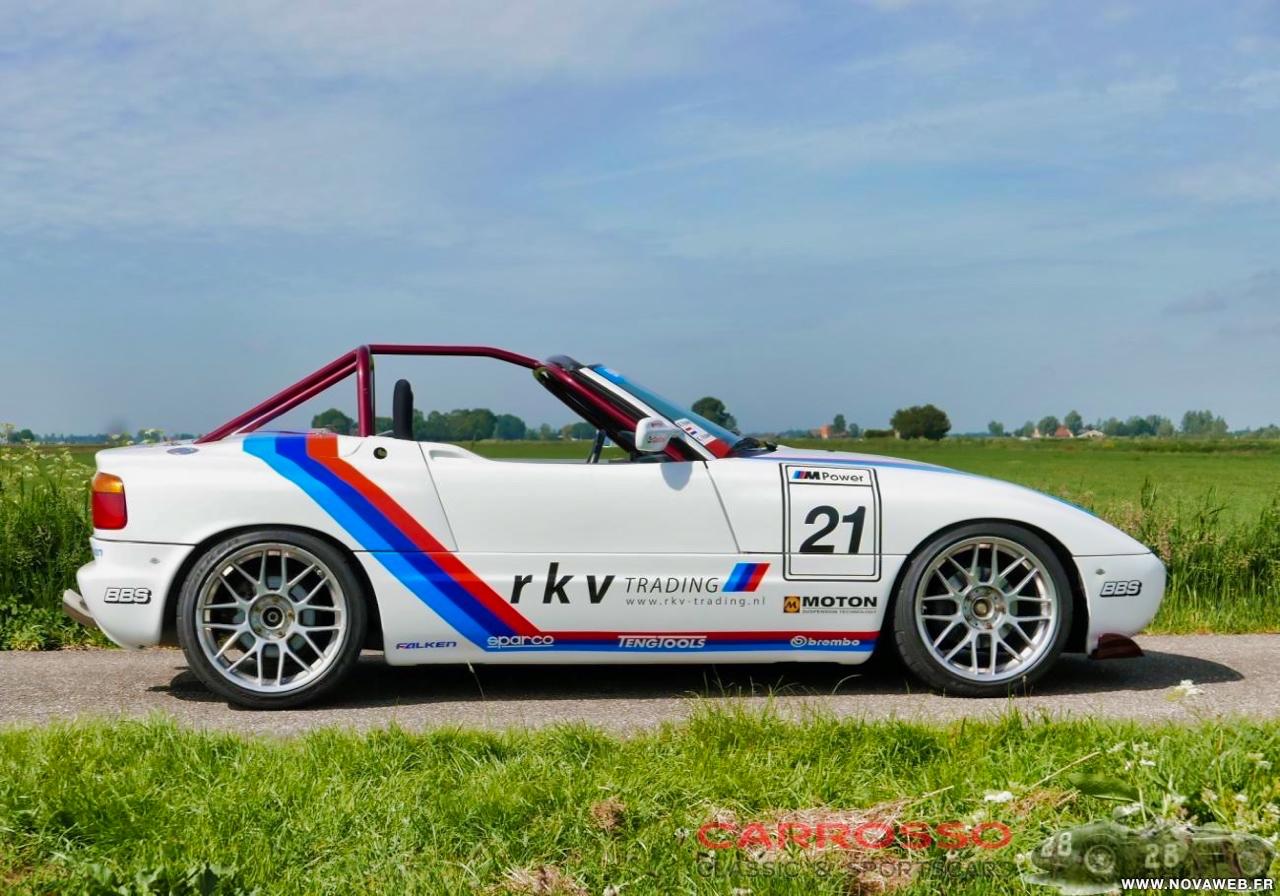 BMW Z1 Racing... La seule ! 7