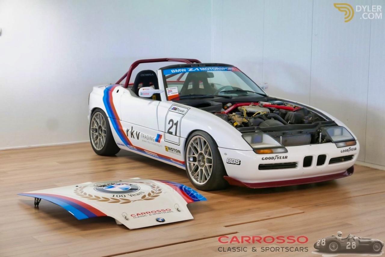 BMW Z1 Racing... La seule ! 2