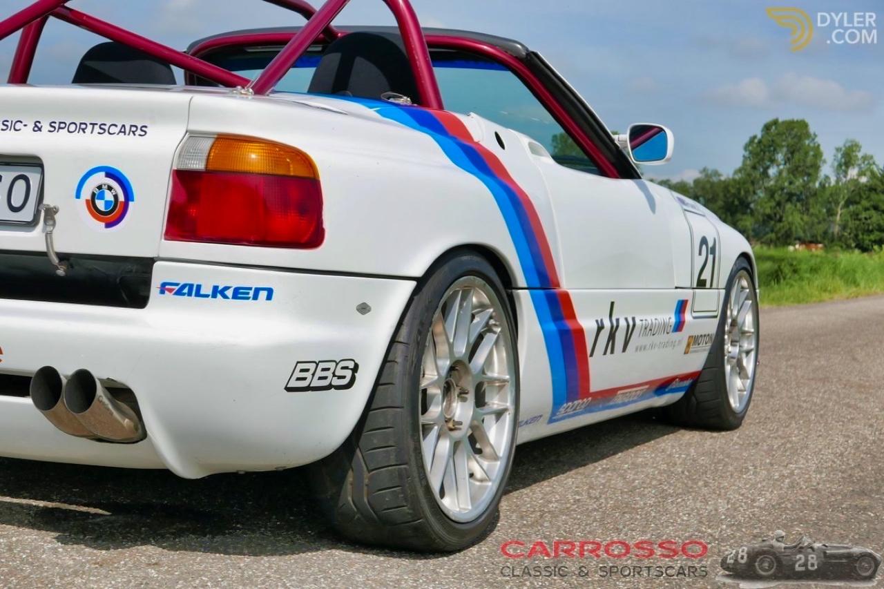 BMW Z1 Racing... La seule ! 4
