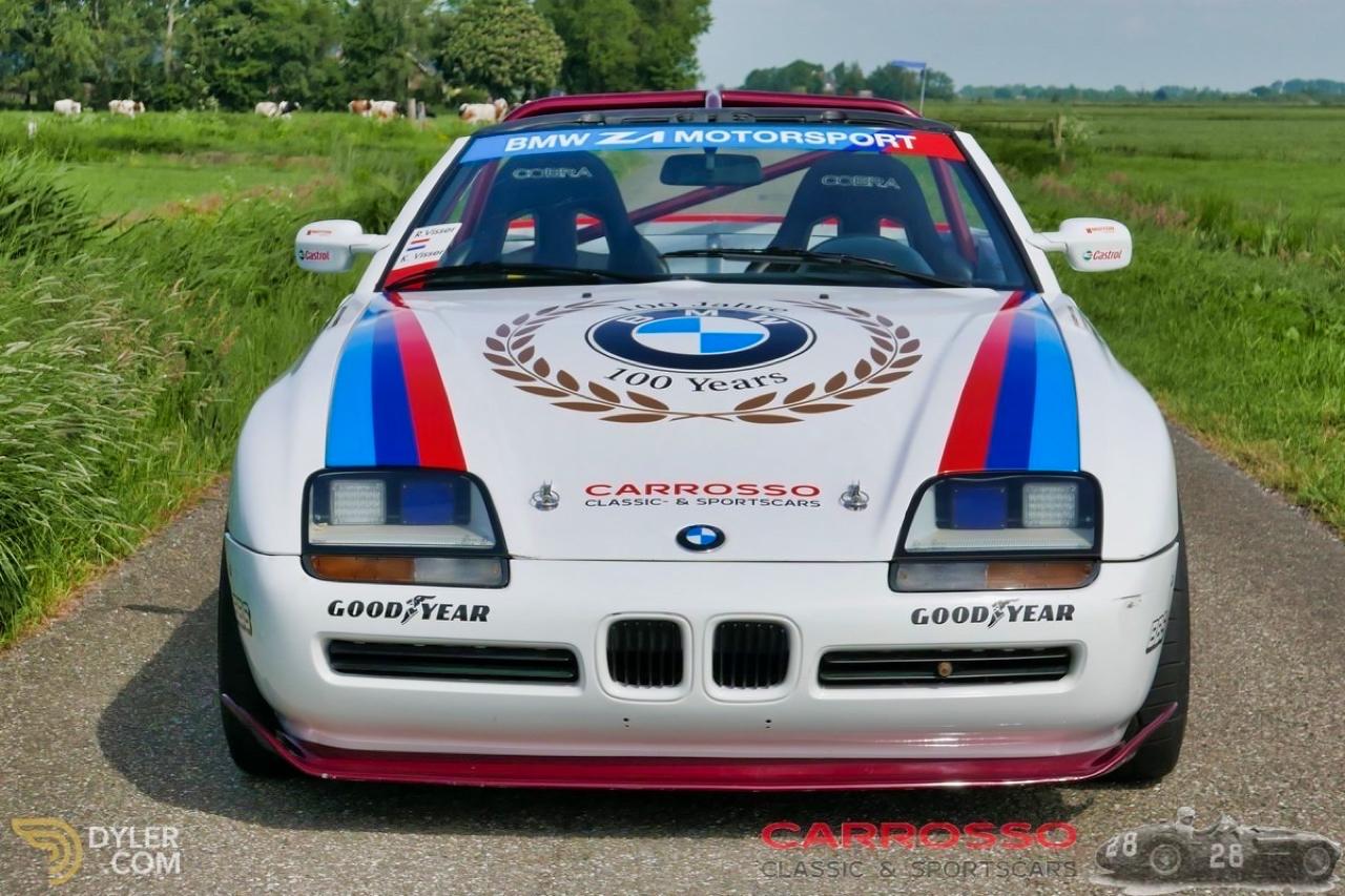 BMW Z1 Racing... La seule ! 5