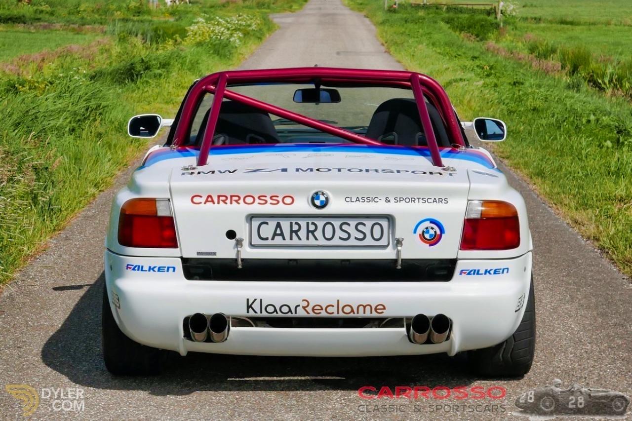 BMW Z1 Racing... La seule ! 6