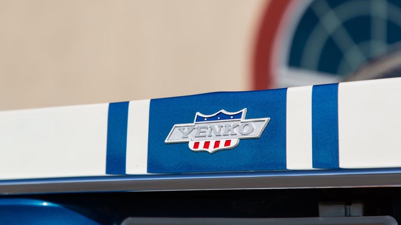 Chevy Yenko Stinger 1966 - Corvair délurée ! 31