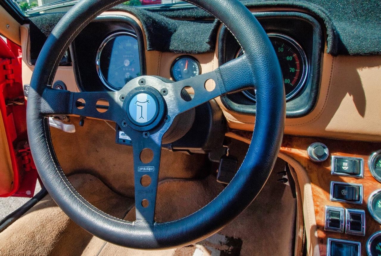 De Tomaso Pantera GT5 : Super-supercharged ! 12