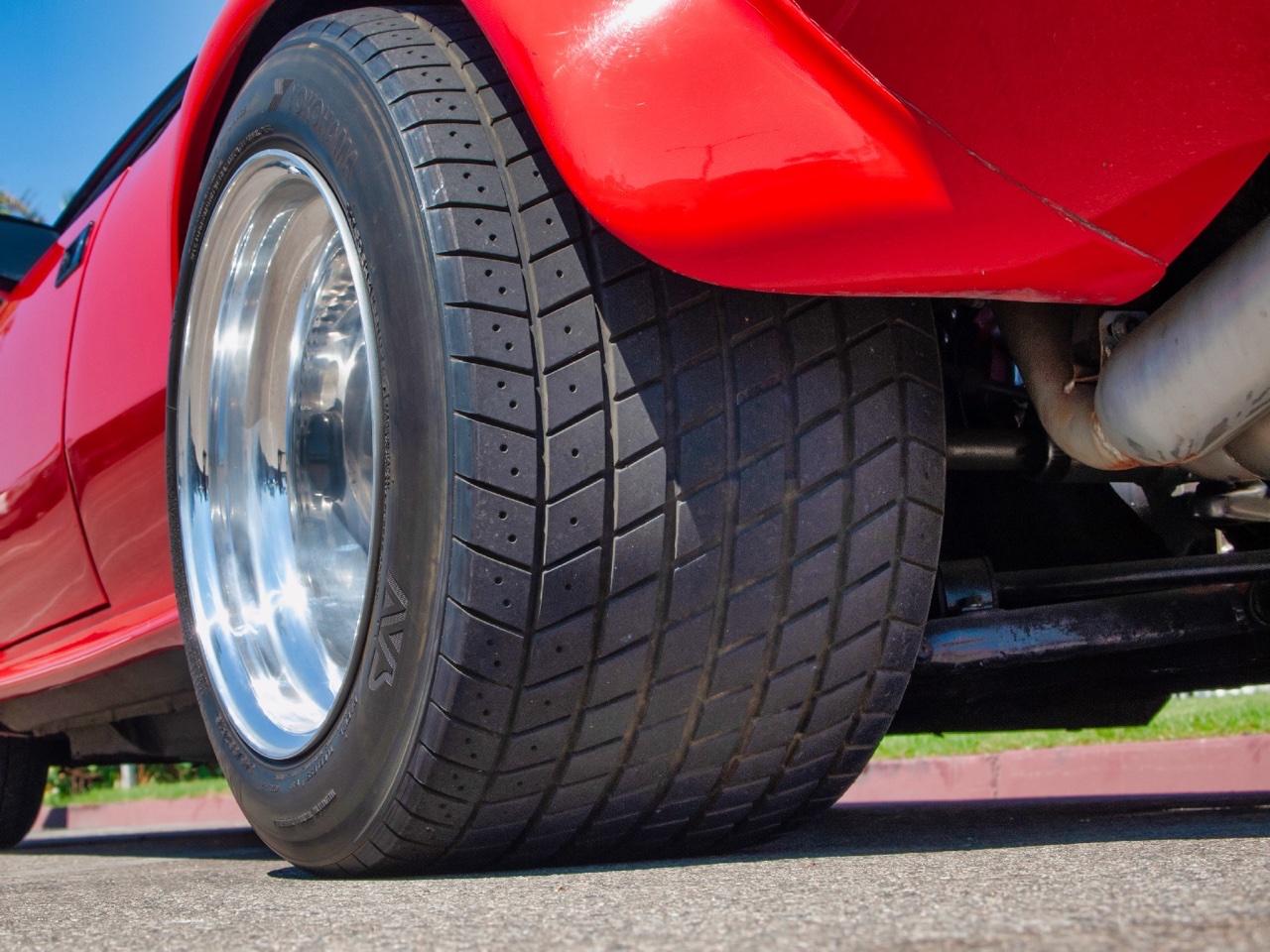 De Tomaso Pantera GT5 : Super-supercharged ! 7