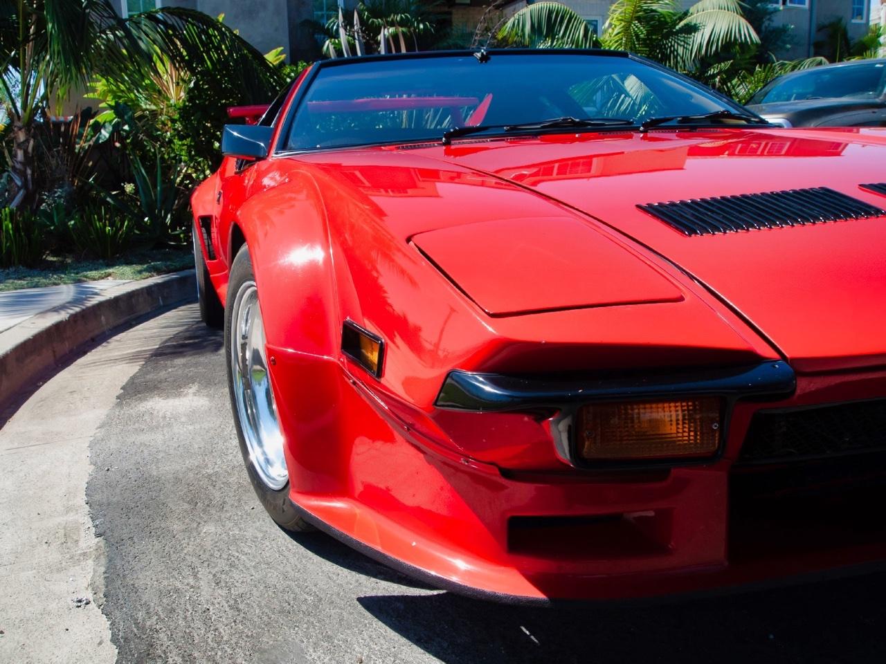 De Tomaso Pantera GT5 : Super-supercharged ! 18