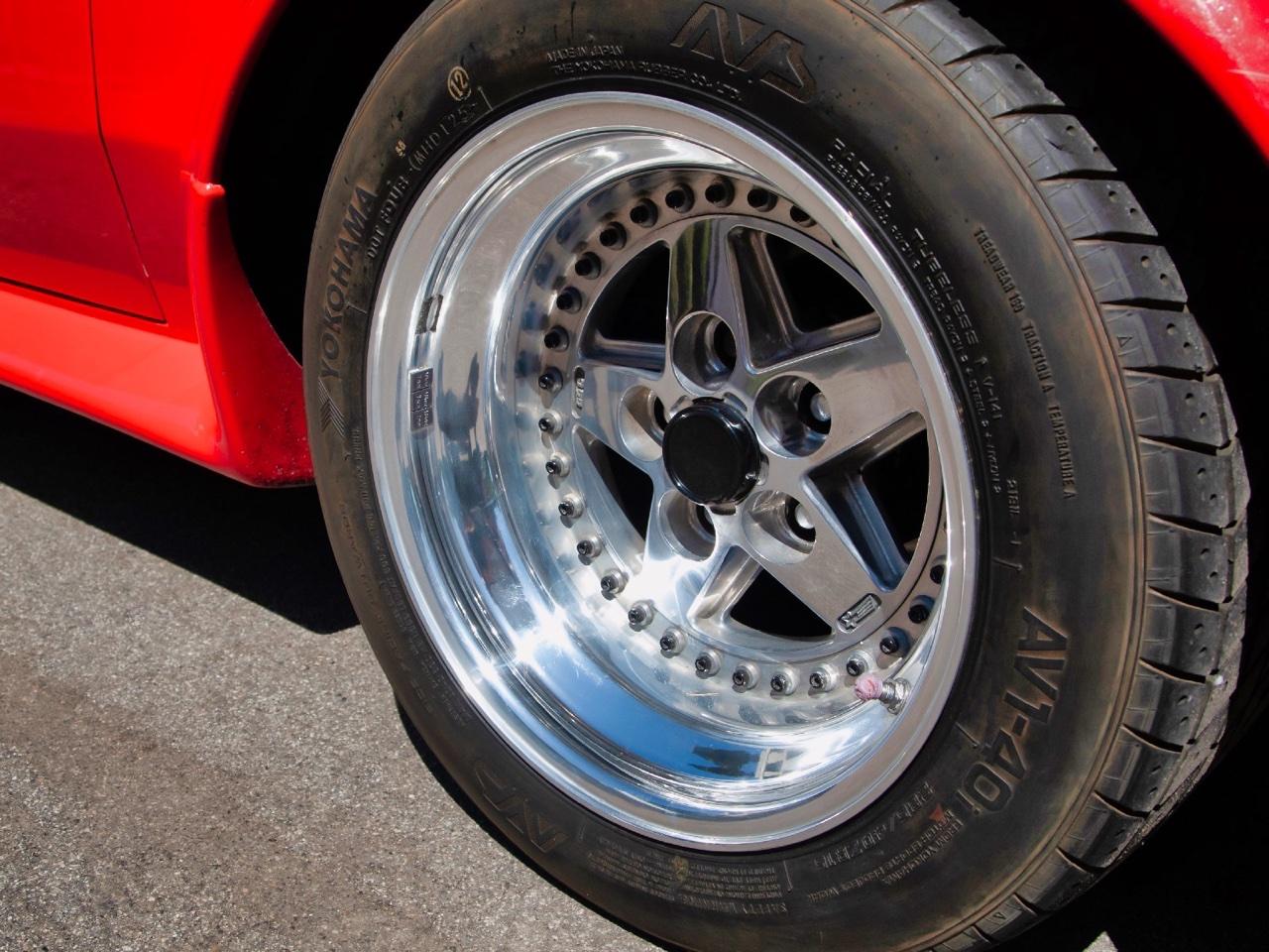 De Tomaso Pantera GT5 : Super-supercharged ! 8