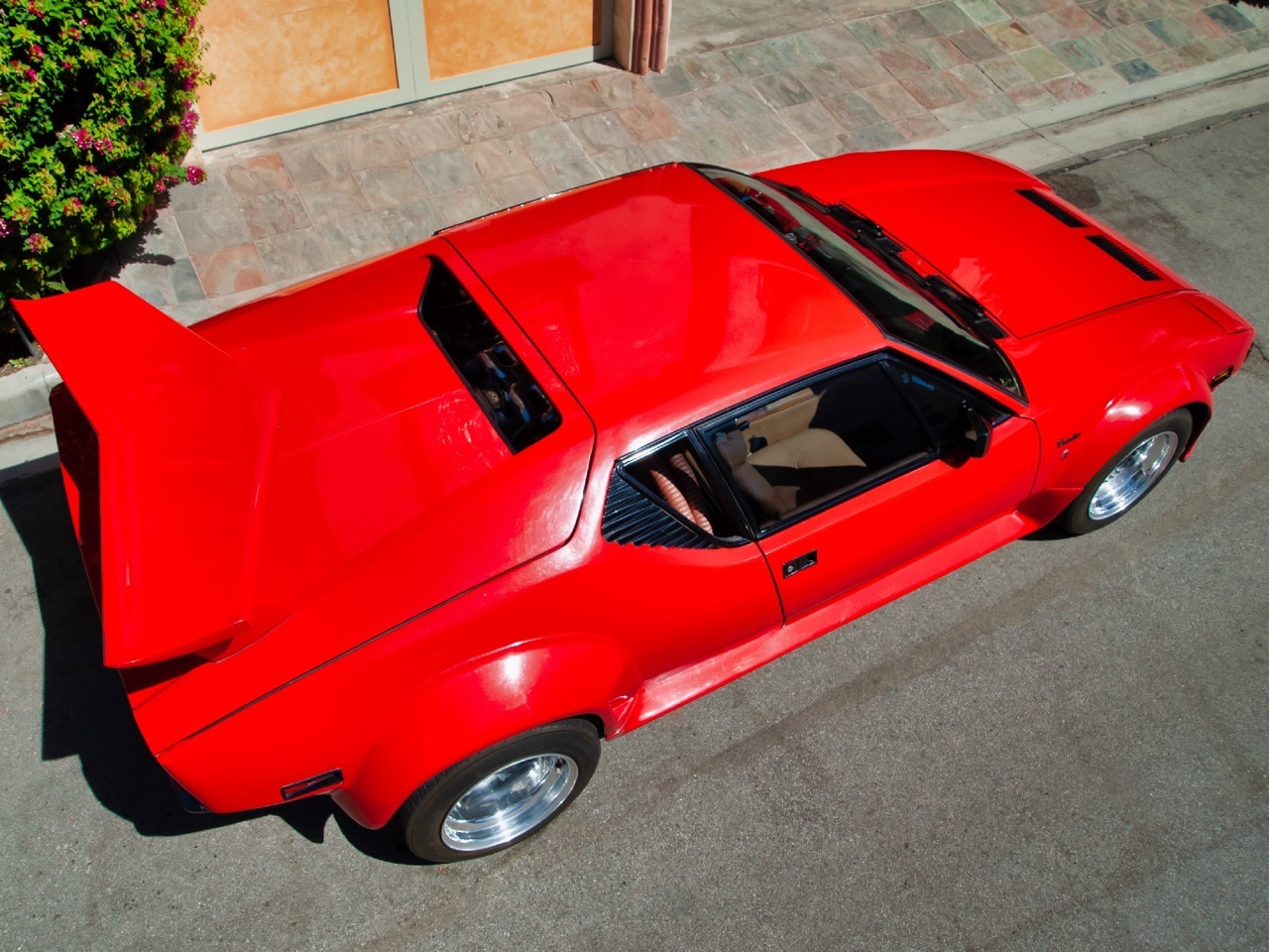 De Tomaso Pantera GT5 : Super-supercharged ! 3