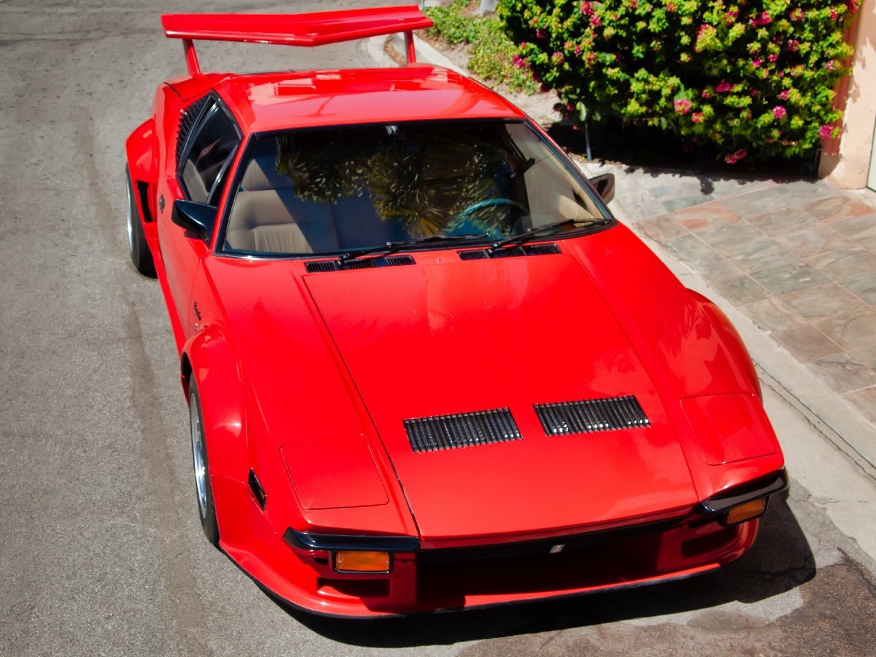 De Tomaso Pantera GT5 : Super-supercharged ! 1