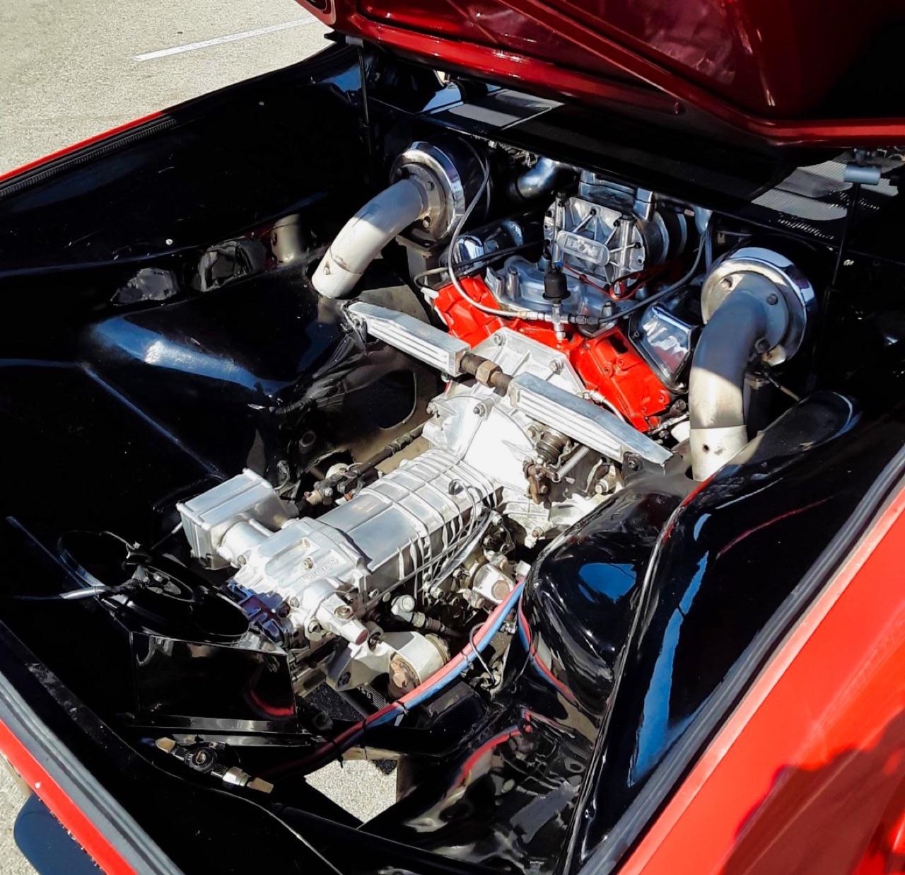De Tomaso Pantera GT5 : Super-supercharged ! 4